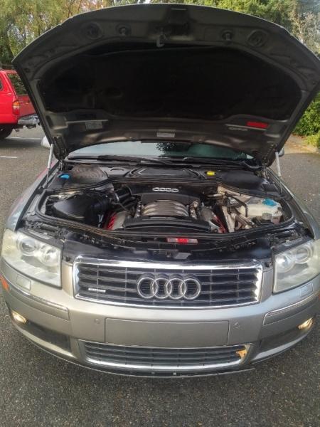 Audi A8 L 2004 price $3,750