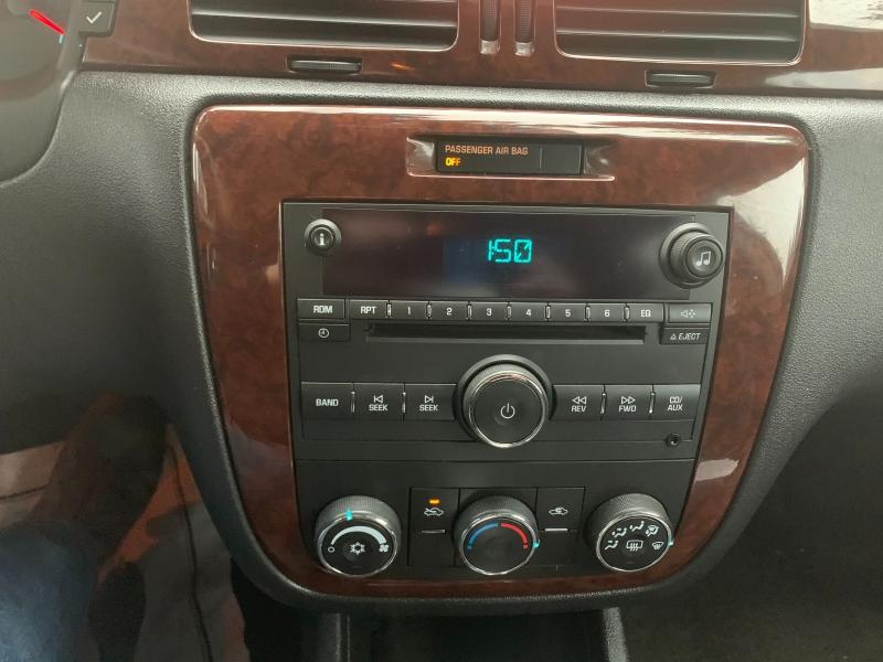 Chevrolet Impala 2011 price $6,950