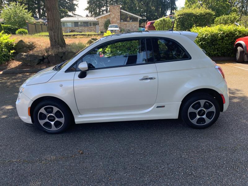 Fiat 500e BATTERY ELECTRIC 2013 price $8,995