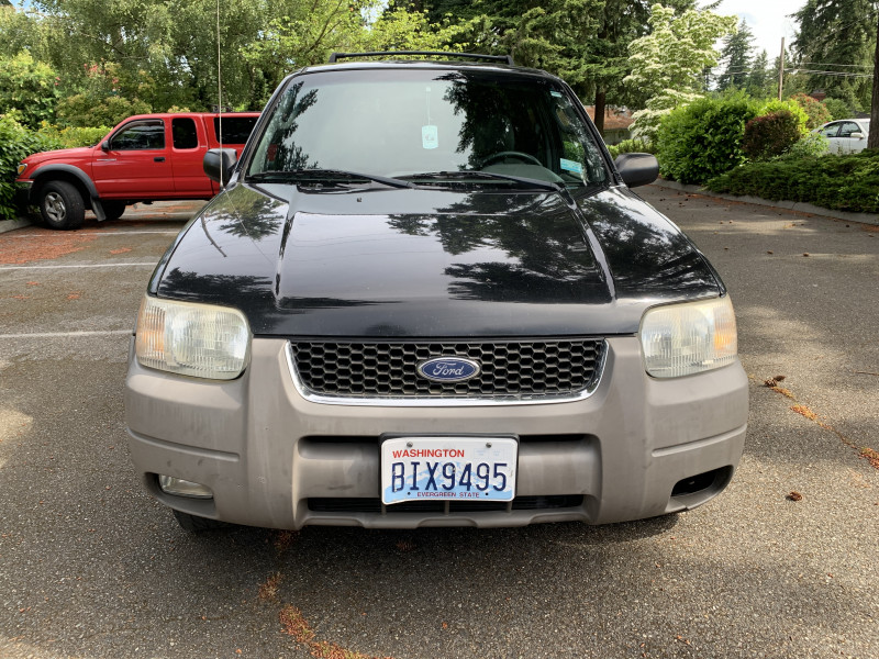 Ford Escape 2002 price $3,950