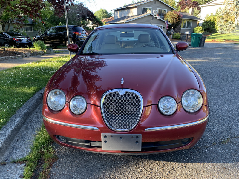 Jaguar S-TYPE 2006 price $0