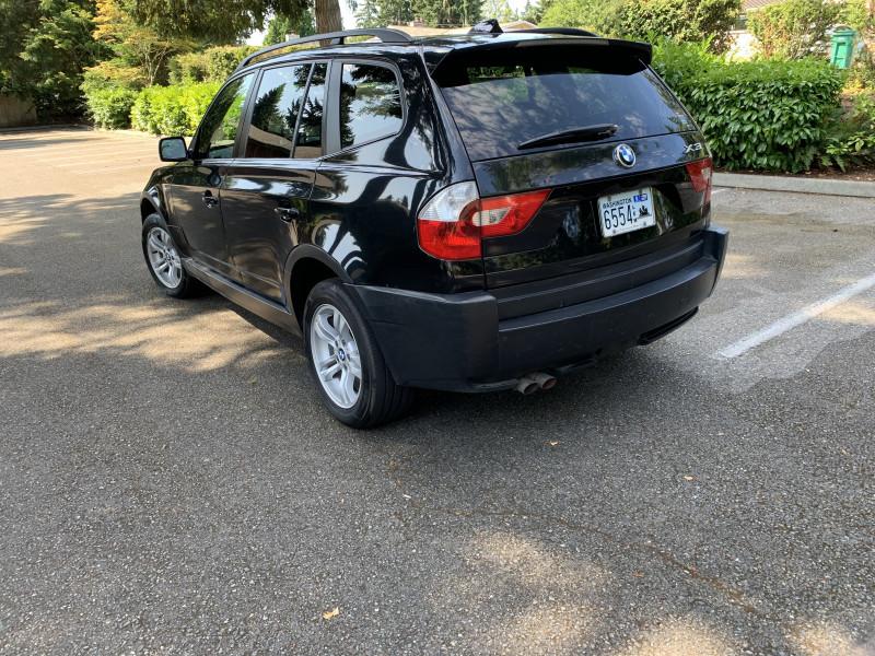 BMW X3 2004 price $6,995