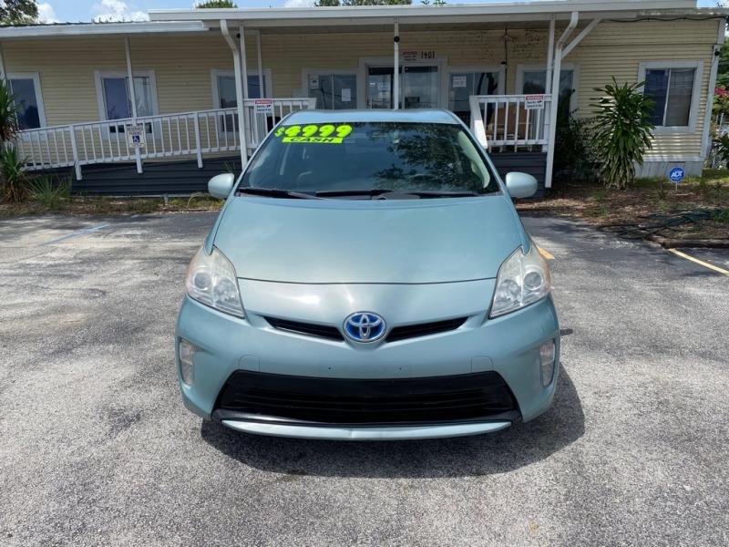 TOYOTA PRIUS 2012 price $4,999