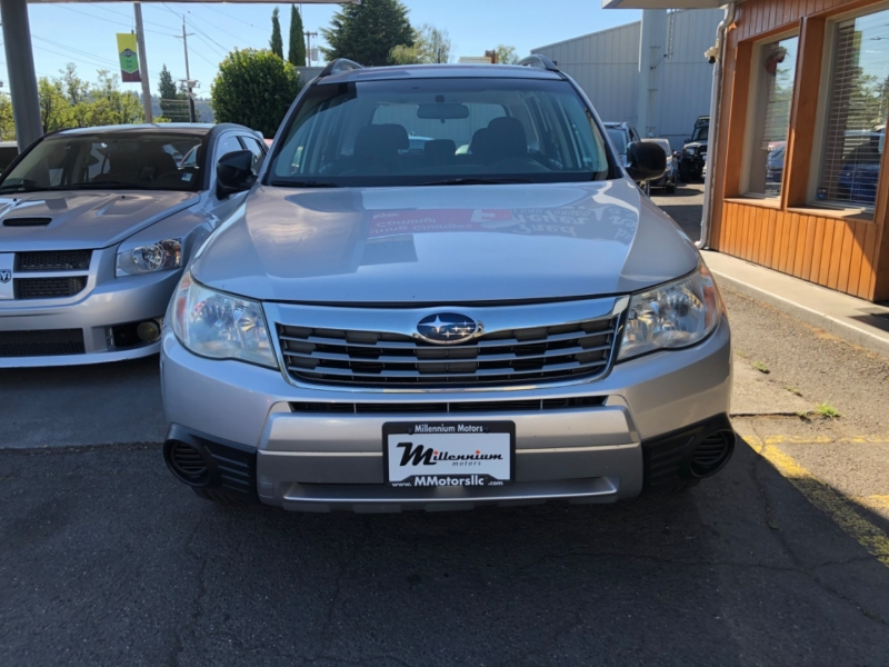 Subaru Forester 2010 price $9,900