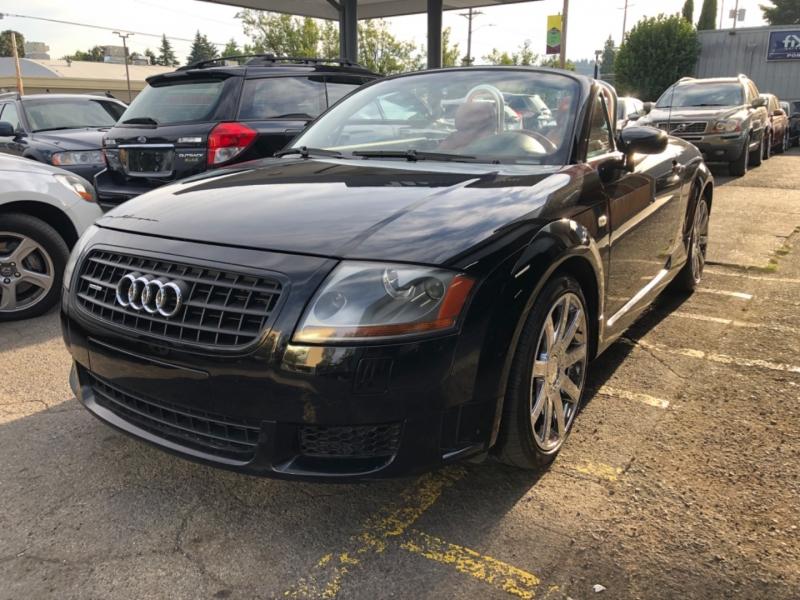 Audi TT 3.2l S-Line 2004 price $12,900