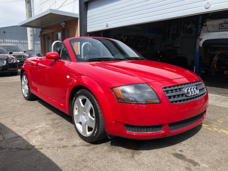 Audi TT 2001 price $6,900