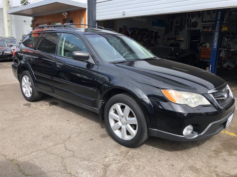 Subaru Outback 2009 price $8,900