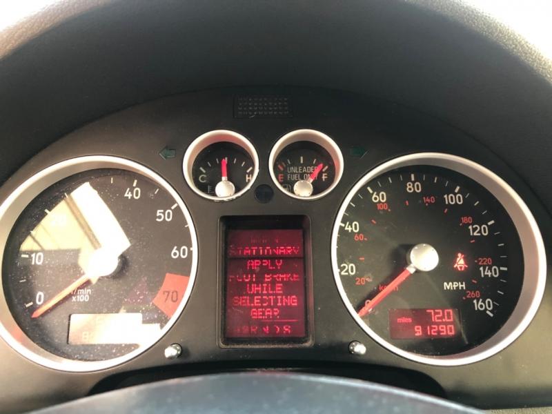 Audi TT 2005 price $10,900