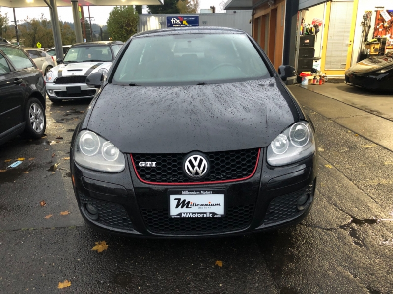 Volkswagen GTI 2008 price $8,900