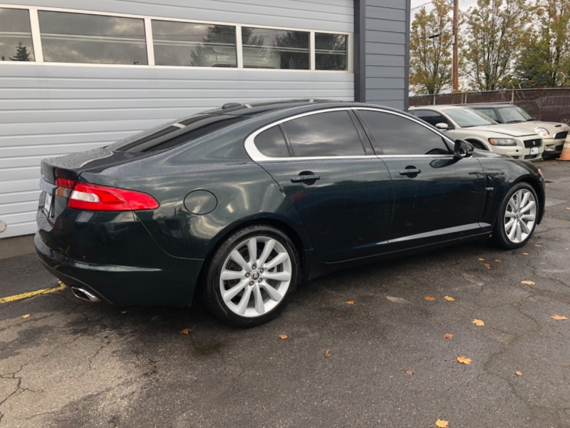 Jaguar XF 2011 price $13,900