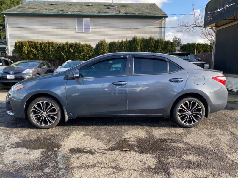 Toyota Corolla 2015 price $9,991