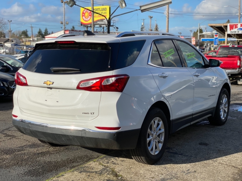 Chevrolet Equinox 2020 price $18,200