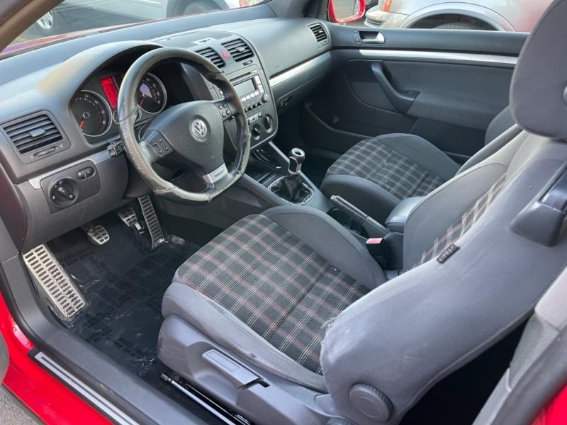 Volkswagen GTI 2009 price $8,900