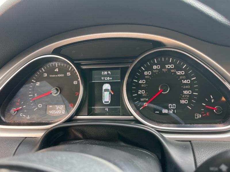 Audi Q7 2013 price $16,900