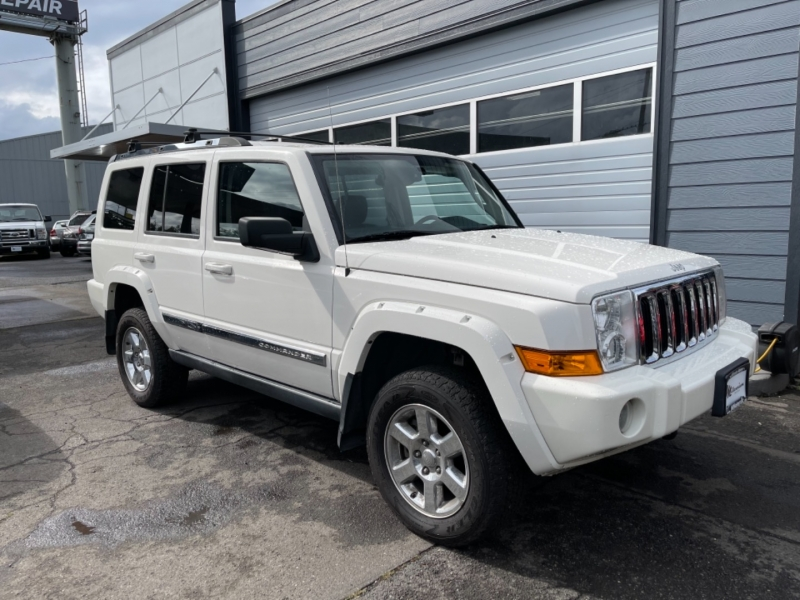 Jeep Commander 2006 price $11,900