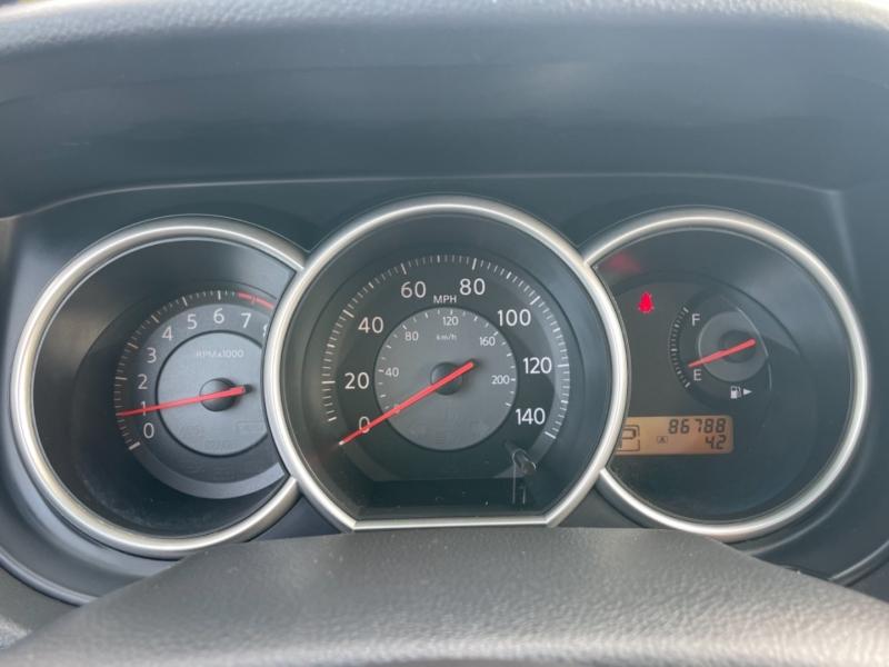 Nissan Versa 2009 price $7,500