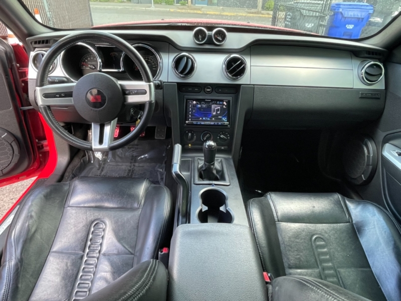Ford Mustang 2007 price $26,900
