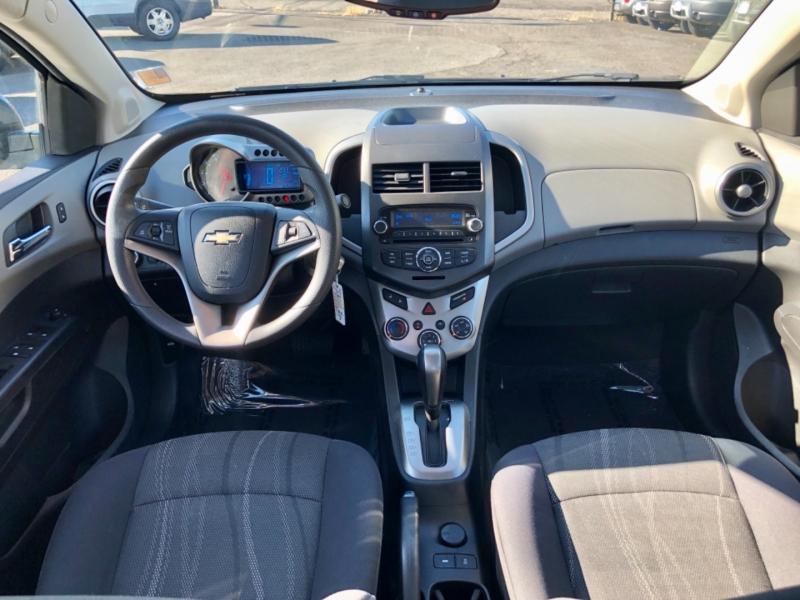 Chevrolet Sonic 2014 price $8,900