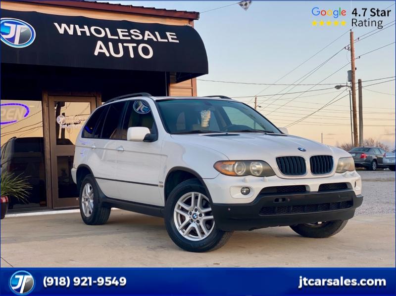 BMW X5 2005 price $4,598