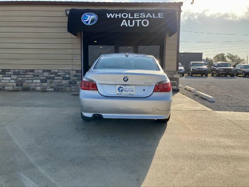 BMW 5-Series 2007 price $6,998