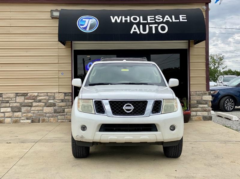 Nissan Pathfinder 2008 price $5,998