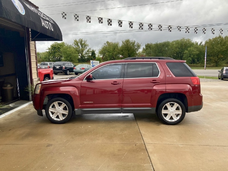 GMC Terrain 2012 price $6,698