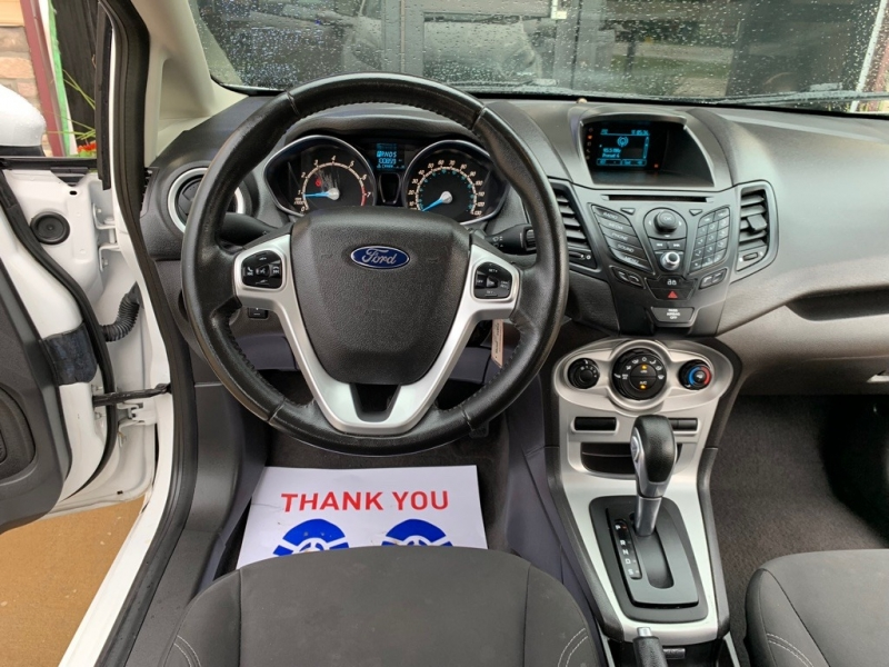 Ford Fiesta 2014 price $5,998