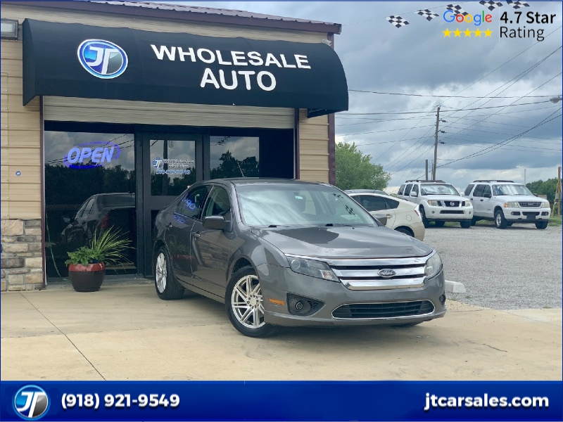 Ford Fusion 2010 price $3,798