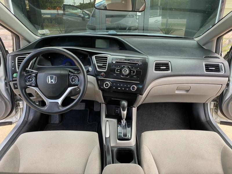 Honda Civic Sdn 2013 price $5,798