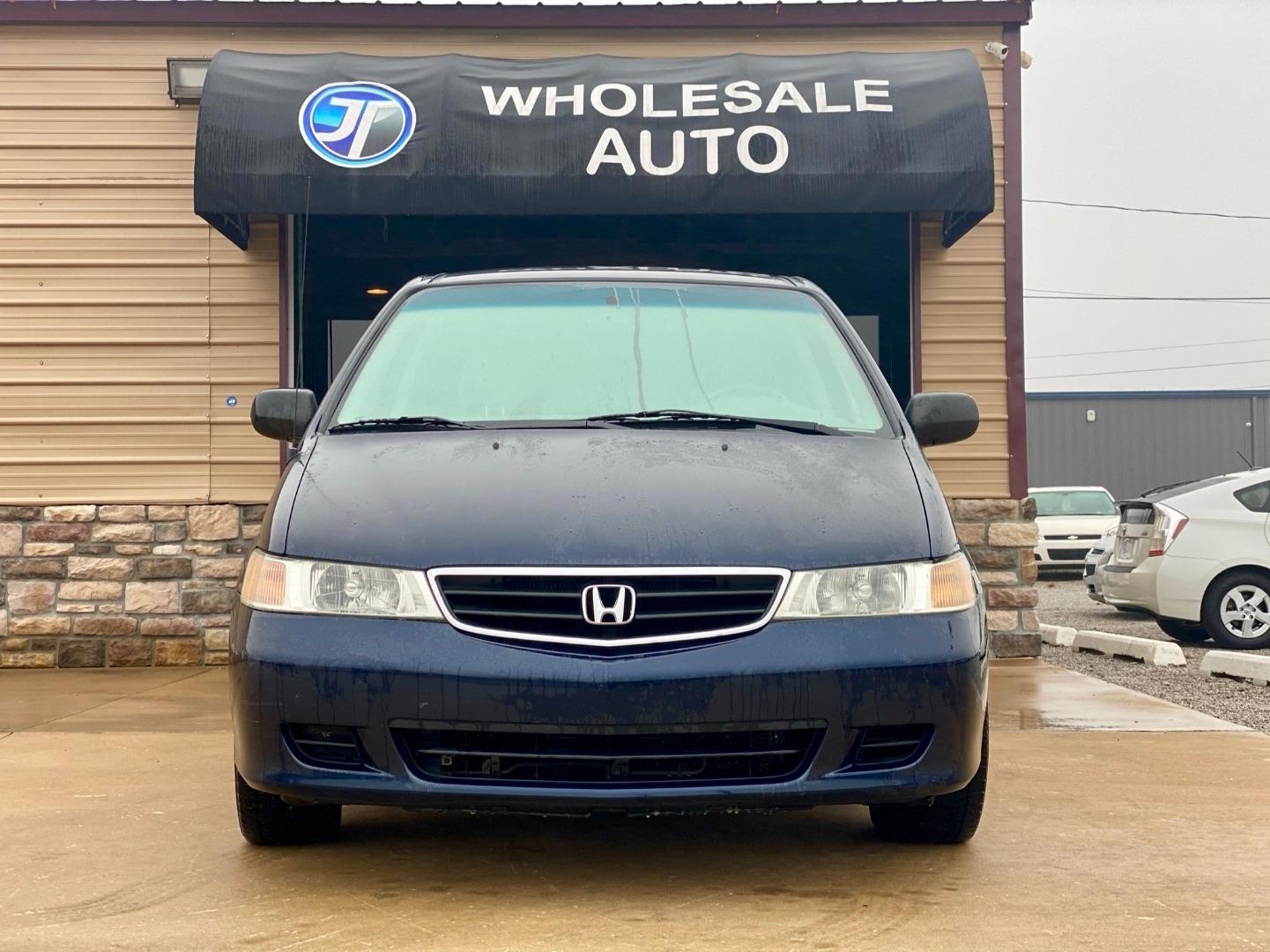 2003 Honda Odyssey 5dr Lx Jt Wholesale Auto Inc Dealership In Broken Arrow