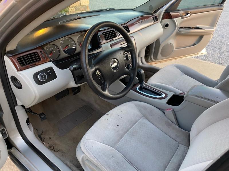 Chevrolet Impala 2008 price $3,598