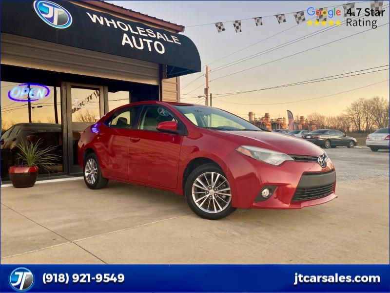 Toyota Corolla 2015 price $8,898