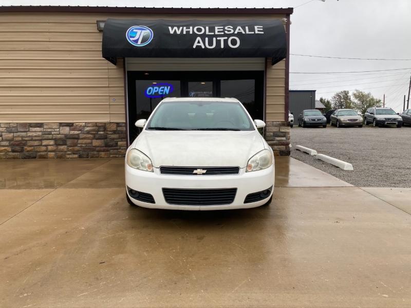 Chevrolet Impala 2006 price $3,598