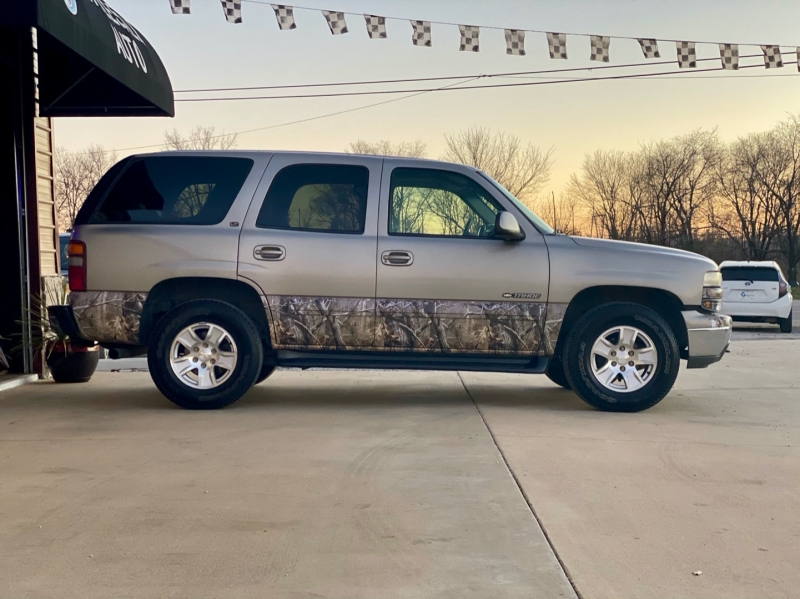 Chevrolet Tahoe 2000 price $3,998