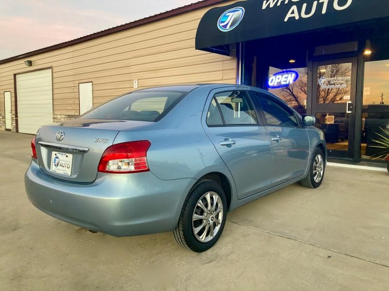 Toyota Yaris 2009 price $6,598