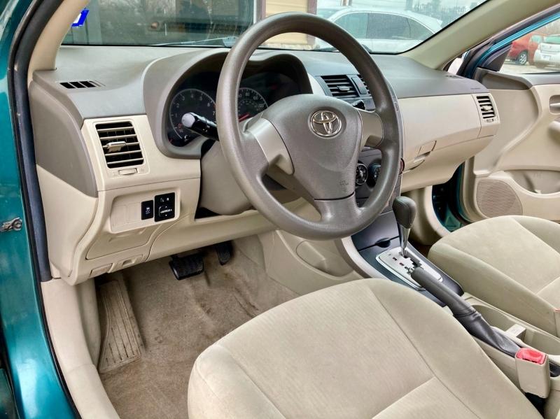 Toyota Corolla 2010 price $4,198