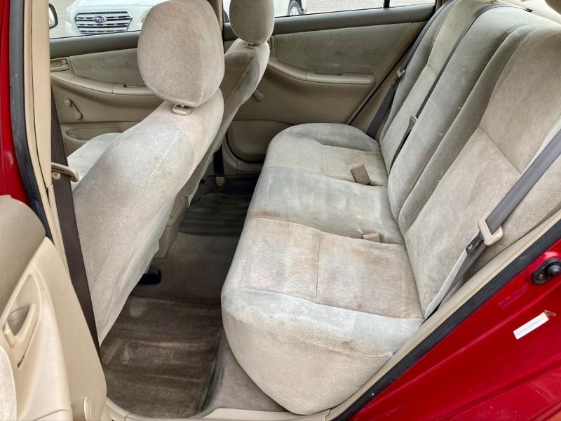 Toyota Corolla 2004 price $2,798