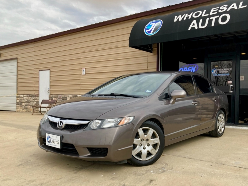 Honda Civic Sedan 2010 price $6,698
