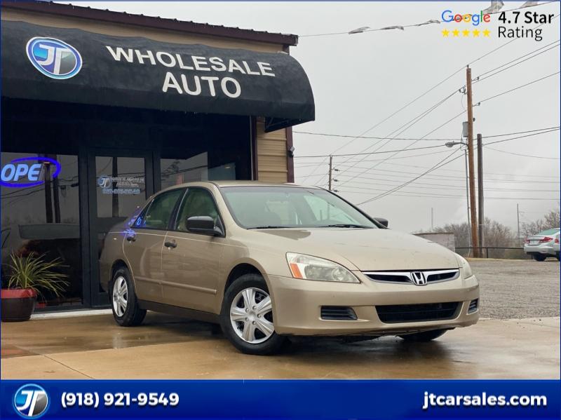 Honda Accord 2007 price $3,198