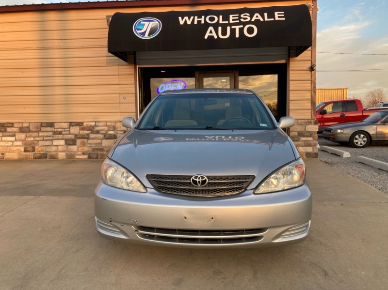 Toyota Camry 2003 price $3,998