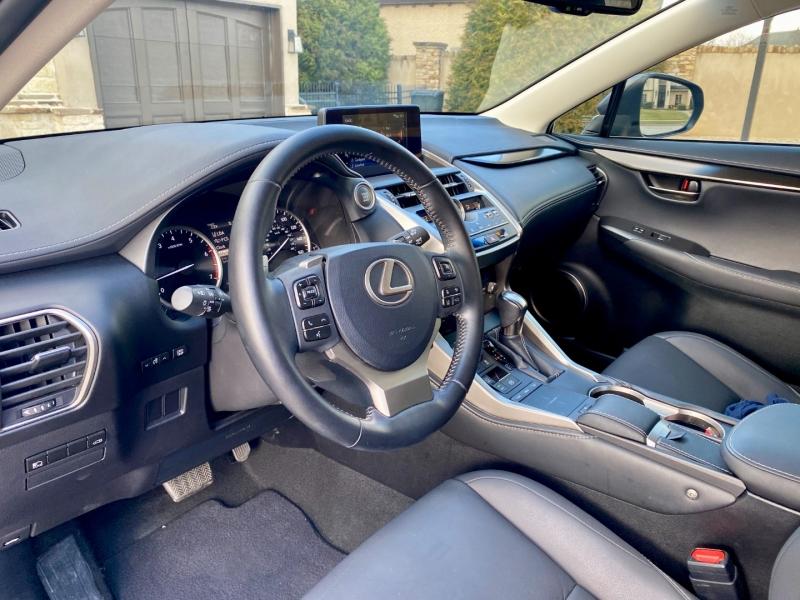 Lexus NX 2019 price $33,900