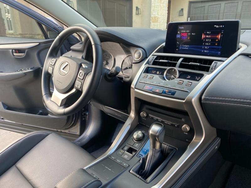 Lexus NX300 2019 price $33,900