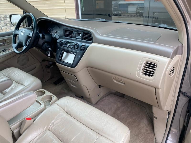 Honda Odyssey 2003 price $3,798