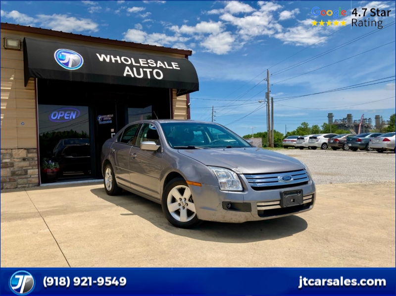2007 Ford Fusion 4dr Sdn I4 SE FWD *Inspected & Tested