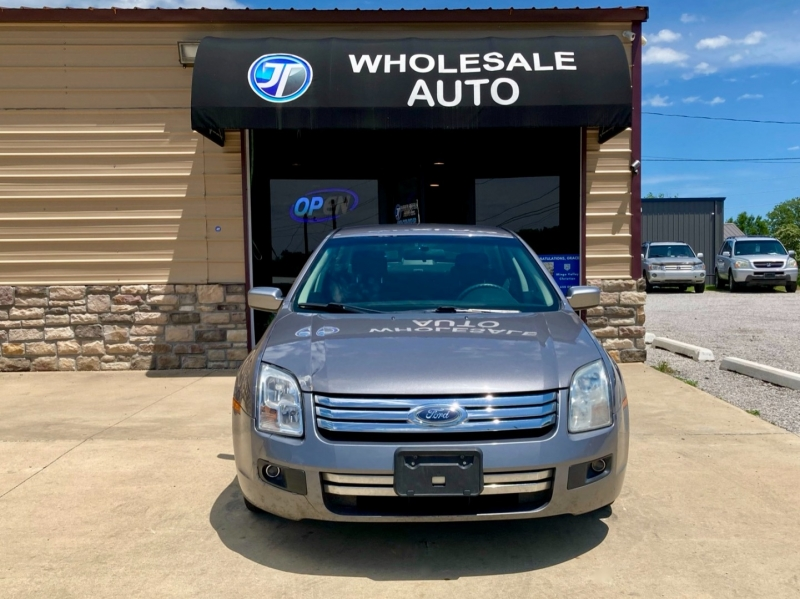 Ford Fusion 2007 price $4,598