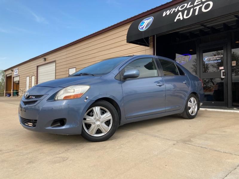 Toyota Yaris 2008 price $4,998