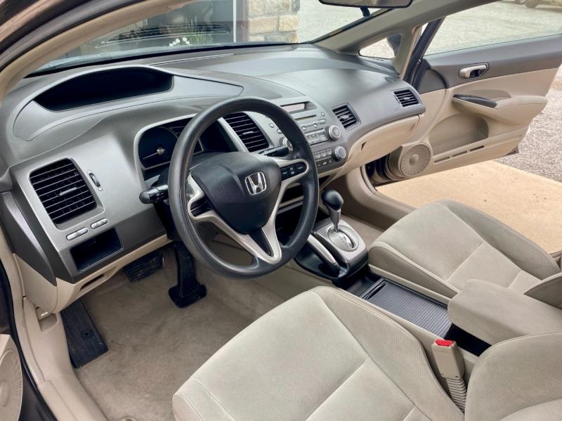 Honda Civic Sedan 2010 price $6,498