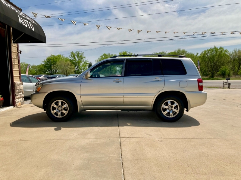 Toyota Highlander 2006 price $5,998