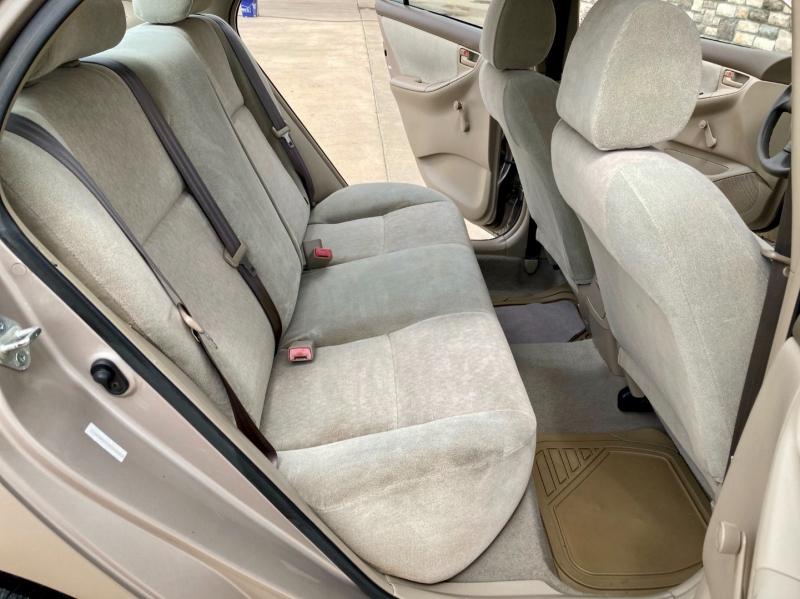 Toyota Corolla 2003 price $4,998