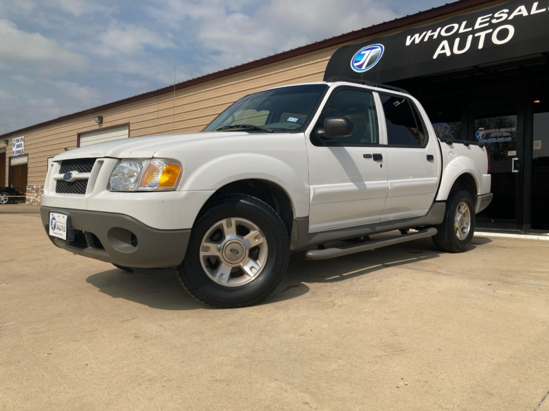 Ford Explorer Sport Trac 2003 price $3,798